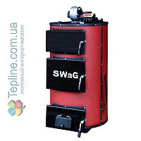 Твердотопливный котел «Swag» Classic 25 кВт (с автоматикой и ворошителем)