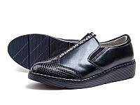 Детские туфли на танкетке для девочек оптом от фирмы Kellaifeng (Bessky) ZP6685-2 (8 пар, 32-37)