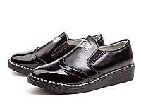 Детские туфли на танкетке для девочек оптом от фирмы Kellaifeng (Bessky) ZP6686-1 (8 пар, 32-37)
