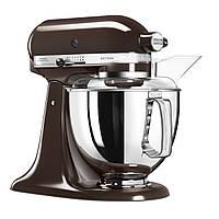 Миксер планетарный KitchenAid Artisan 5KSM175PSEES, 4,8 л. кофе еспрессо