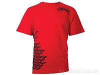 Футболка Rapala Schoolie XL цвет-красный