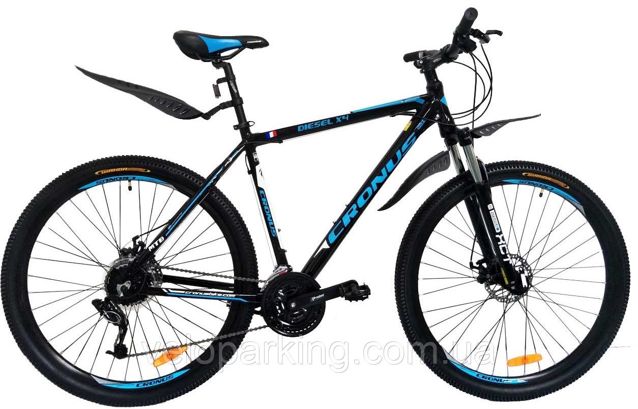 Горный велосипед 29 Cronus Diesel X4 (2017) new
