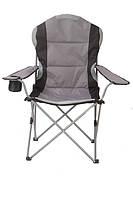 Кресло портативное ТЕ-15 SD серое