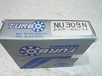 Подшипник кпп NU309 ролликовый