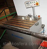 Кромкооблицовочный станок б у Zotech OWP-4 универсальный 2004 года