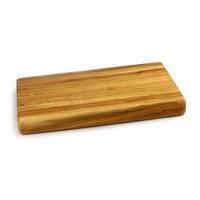 Доска деревянная прямоугольная 40х25х3,5 см