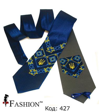 Вишита краватка Україна, фото 2