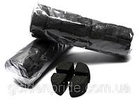 Кокосовый уголь Tom Cococha Silver Edition 1кг (112 штук)