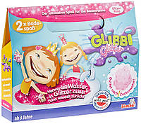 Снег для ванной Глибби розовый с блёстками Simba 105954684 - Glibbi Glitter