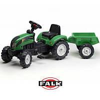 Детский педальный трактор FALK 2052AC Ranch