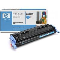 Картридж HP Q6001A Color LaserJet 2600 Cyan
