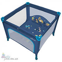 Манеж Baby Design Joy Blue 03