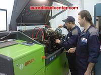 Проверка и ремонт насос форсунок, PLD секций;