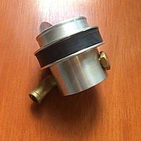 Смеситель газа d60мм, Lanos, Nexia, с клапаном