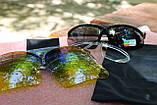 Велосипедные очки Luxing с защитой от ультрафиолета + с поляризационным покрытием, фото 3