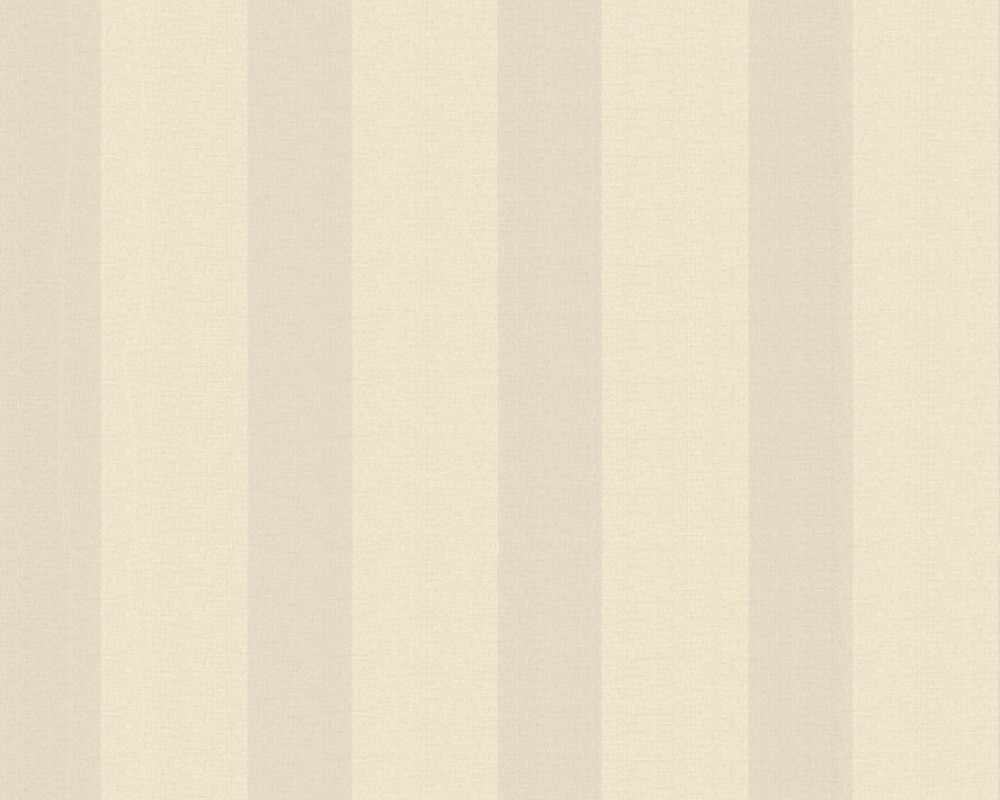 Обои полосатые, под льняную ткань, горячего тсинения 333245.