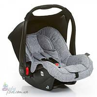 Детское автокресло ABC Design Hazel (0-13 кг) Graphite Grey