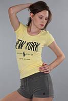 Коричневые короткие женские шорты (реплика) Polo ralph lauren