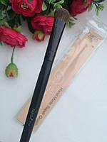 PARISA Кисть для макияжа № P12 (для нанесения и смешивания теней, средняя узкая)