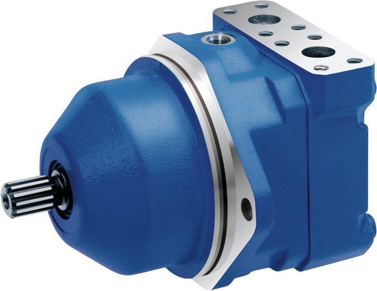 Осевой поршневой неподвижный двигатель Bosch Rexroth A10FE