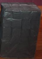 Кокосовый уголь Tom Cococha Gelb 1кг (72 кубика)