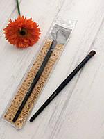 PARISA Кисть для макияжа № P18 (для теней, растушевка, круглая вытянутая средняя)