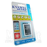 Усиленный аккумулятор KVANTA. Nokia BL-5CT (6303, 5220) 1250mAh