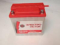 Аккумулятор 12v9 а/ч  Мт Днепр ИЖ 140x75x140