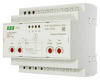 Автомат защиты электродвигателей AZD 10-59,5A F&F