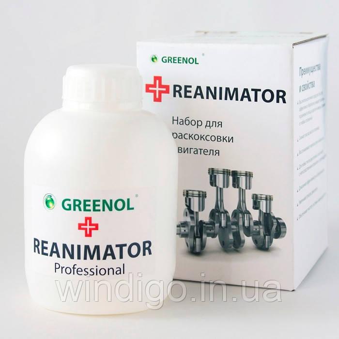 GREENOL REANIMATOR — Раскоксовка (450ml)