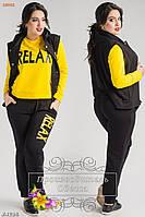 Спорт костюм в расцветках ЦТ №3743