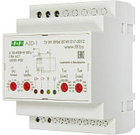 Автомат защиты электродвигателей AZD-1 F&F