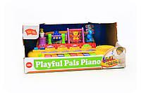 Интерактивная игрушка «Зверята на качелях» 033423