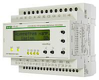 Автомат включения резервного питания AVR-02 многофункциональный F&F