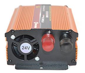 Перетворювач POWERONE 24V-220V 300W, фото 2