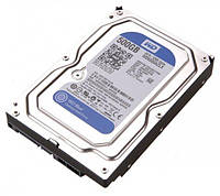 Жесткий диск для компьютера 500Gb Western Digital Blue, SATA3, 32Mb, 7200 rpm (WD5000AZLX)