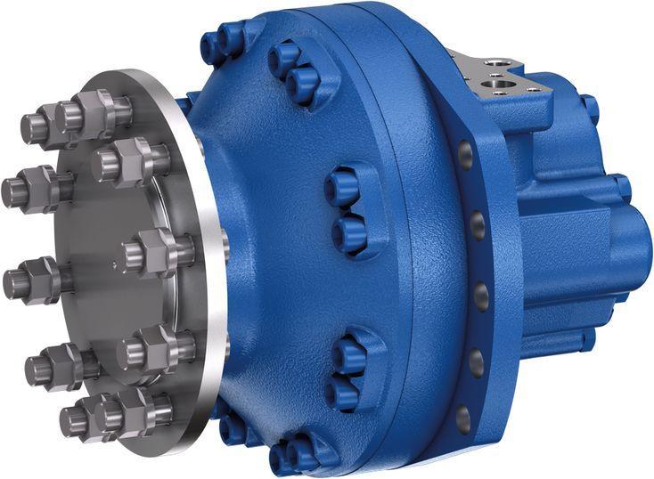 Радиально-поршневой двигатель для компактных приводов Bosch Rexroth MCR-С