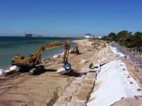 Очистка, углубление водоемов,берегоукрепительные работы