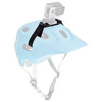 Кріплення на шолом GoPro Vented Head Strap Mount Black