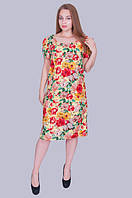 Женское платье из натуральной ткани