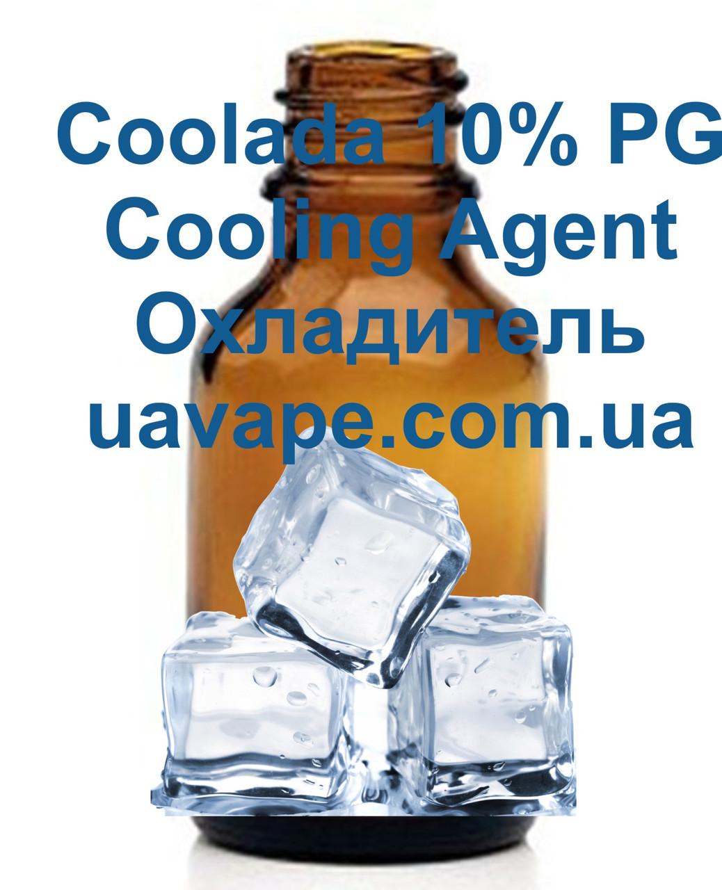 Охладитель для жидкости Coolada PG холодок для жидкости (100 мл)