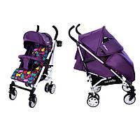 Коляска прогулочная CARRELLO Allegro CRL-10101 Purple