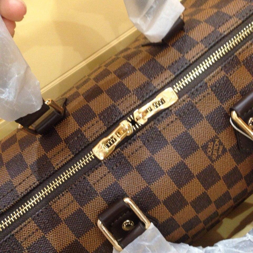 e7b695e99e47 Сумка Louis Vuitton Speedy Damier Eben: продажа, цена в Киеве ...