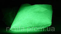 Люминофор зеленый 100 г (5-15)