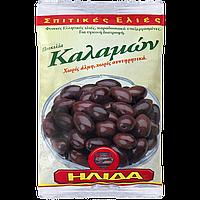 Оливки Каламата в оливковом масле, фольга, 250 г