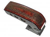 Подлокотник 48006B Wood+E8+Black откидной (шт.)