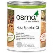 Акция! Масло краска OSMO DECKORWACHS Transparent 3л по цене 2,5 (белое)