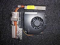 Система охлаждения кулер радиатор ноутбука Acer Extensa 5220/5620