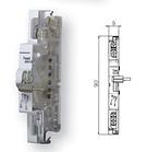"Диффер. автоматический выключатель KZS 1МSUP С 10/0,03 тип А (6kA) 1мод., подкл. пит. ""Снизу"", фото 2"