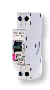Диффер. автоматичний вимикач KZS 1МSUP З 6/0,03 тип А (6kA) 1мод/